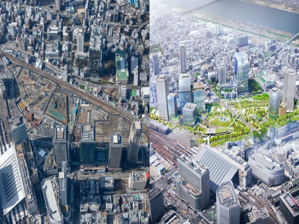 New City Model for Future Generations with Consideration for the Environment and where Developers Unite in their Cause