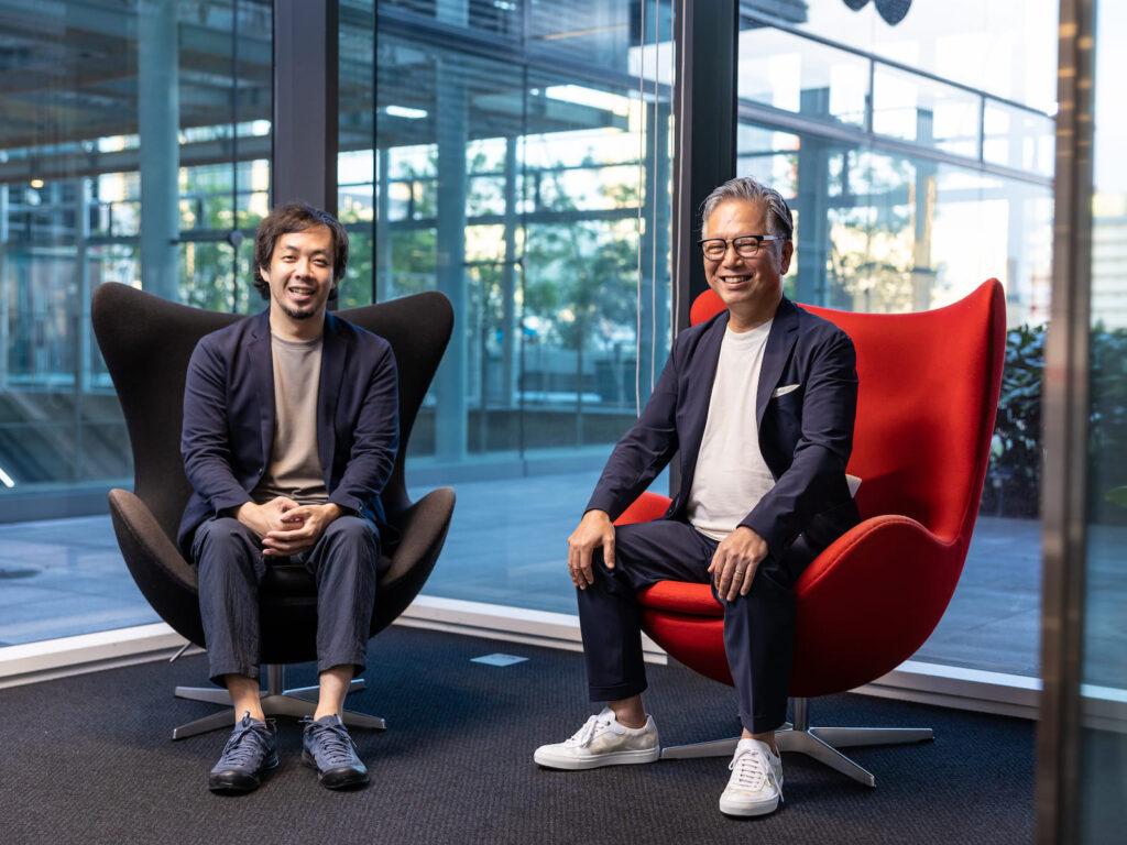 <前編>ナレッジキャピタルで交差した、大阪の未来を導くふたりの起業家。